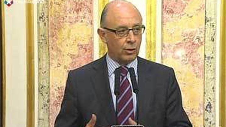 Montoro dice que España está comprometida con la estabilidad presupuestaria