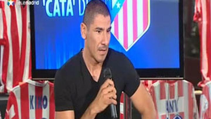 """'Cata' Díaz: """"El fichaje se da en un momento justo de mi carrera"""""""