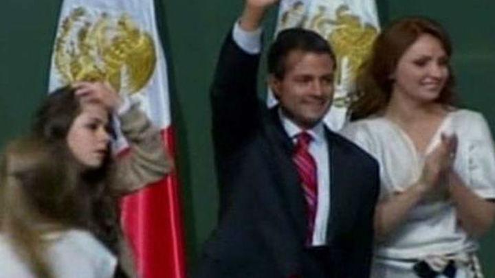 Peña Nieto gana los comicios en México con el 78,47 del voto escrutado
