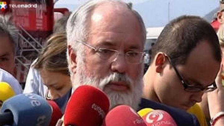 """Arias Cañete:""""En un año tan seco no se puede consentir que haya imprudencias"""""""