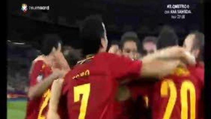 Diez jugadores españoles entre los 23 mejores de la Euro