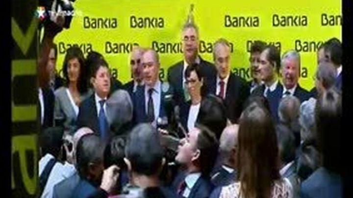 """Rato, Olivas, Acebes y otros 30 consejeros, imputados en el """"caso Bankia"""