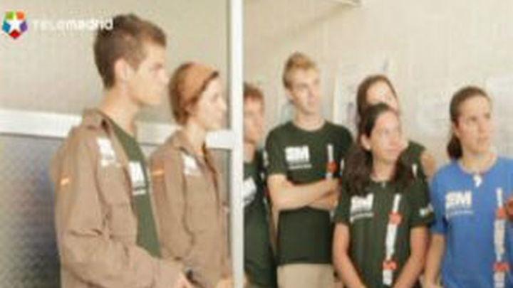 """Los jóvenes del proyecto """"Rumbo al Sur"""" se dirigen a la selva de Widikum"""