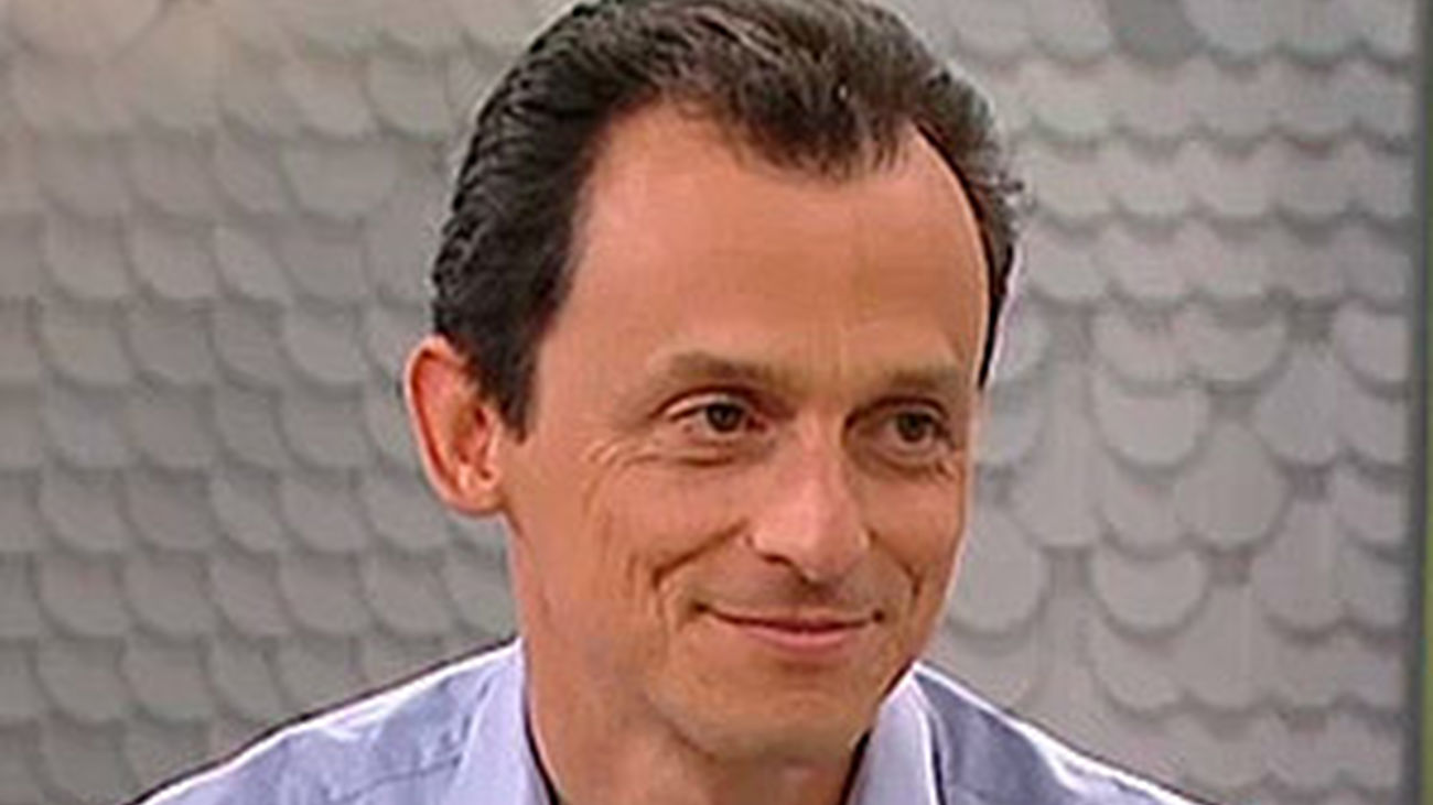 Pedro Duque, un astronauta con los pies en la tierra