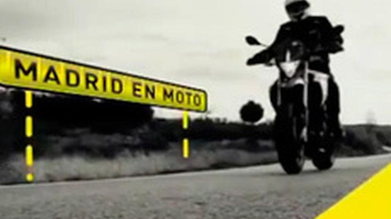 Madrid en moto: El Norte de Madrid