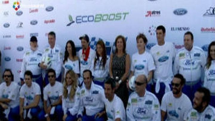El Jarama acoge la carrera benéfica 24 horas Ford