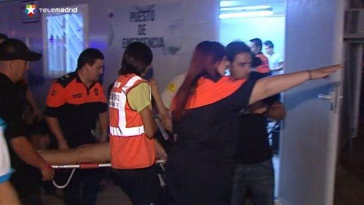 El Summa 112 atiende a cerca de un centenar de personas en el Rock in Río