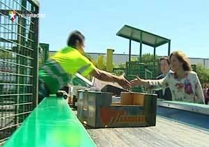 La nueva Eco-Area de Mercamadrid cuadruplicará los residuos recogidos para su reciclaje