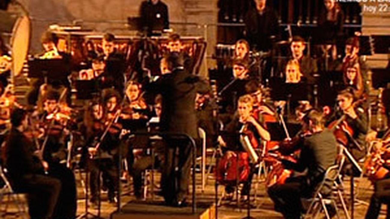 Pedraza celebra una nueva edición del Concierto de las Velas