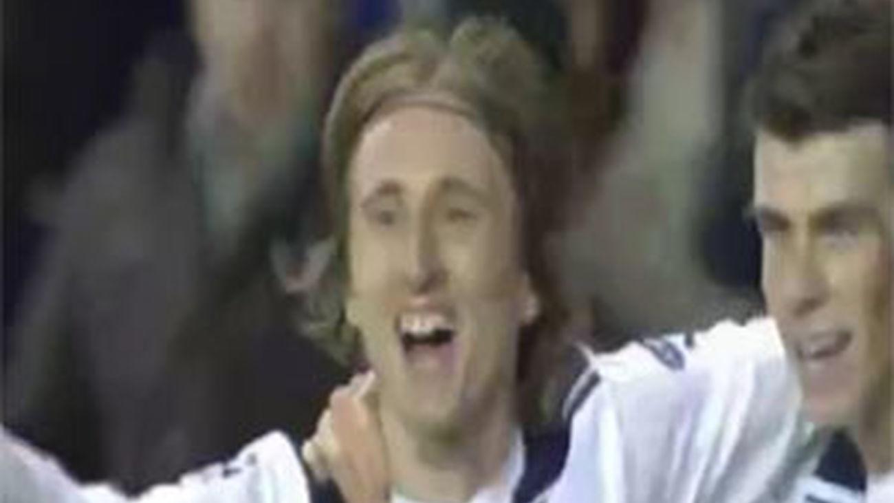 El Tottenham sólo quiere dinero a cambio de Modric