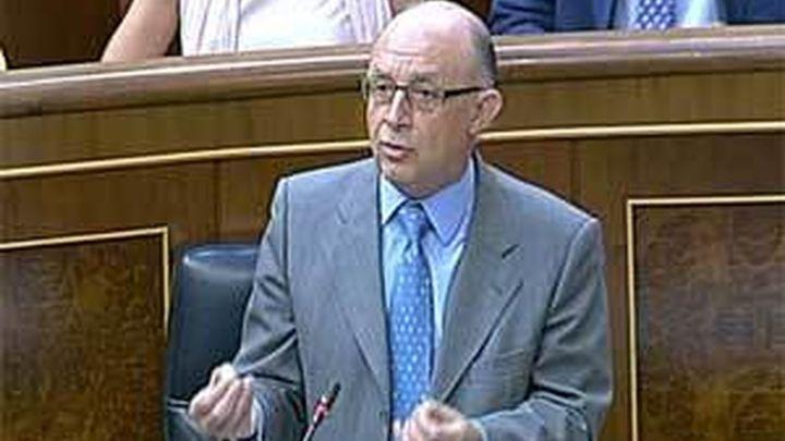 Montoro justifica los recortes a funcionarios en la falta de dinero para pagar sus nóminas