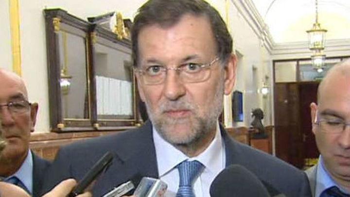 Rajoy dice que ha optado por la vía más dura y difícil, pero más responsable