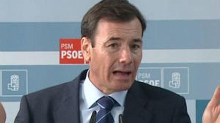 Tomás Gómez recogerá firmas contra los ajustes