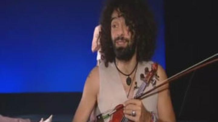 """Malikian presenta """"Los 24 caprichos"""" de Paganini en el Teatro Bellas Artes"""