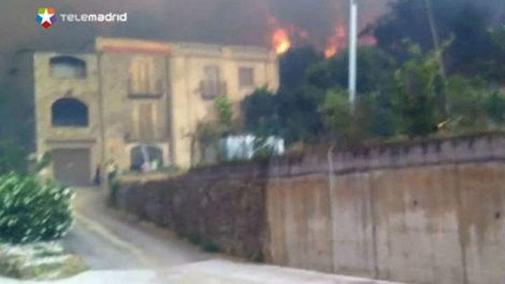 El incendio del Empordà entra en fase de control tras quemar 14.000 hectáreas