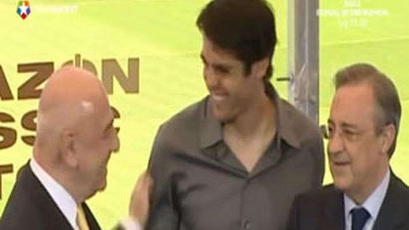 Kaká deberá sacrificar sueldo para volver a su querido Milan