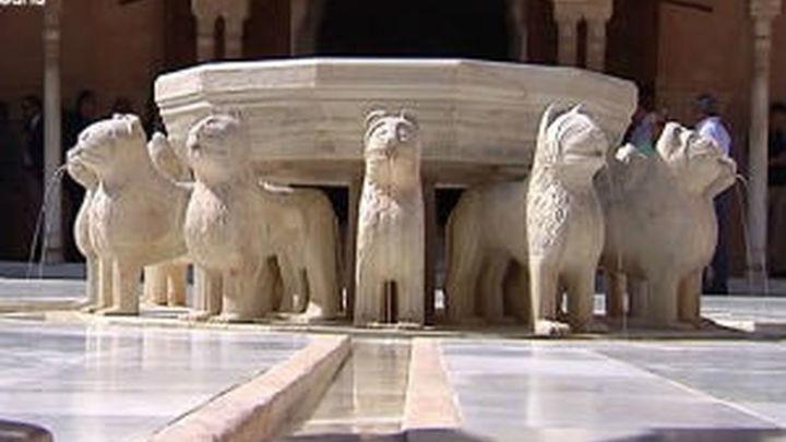 El Patio de los Leones se reabre de nuevo al público