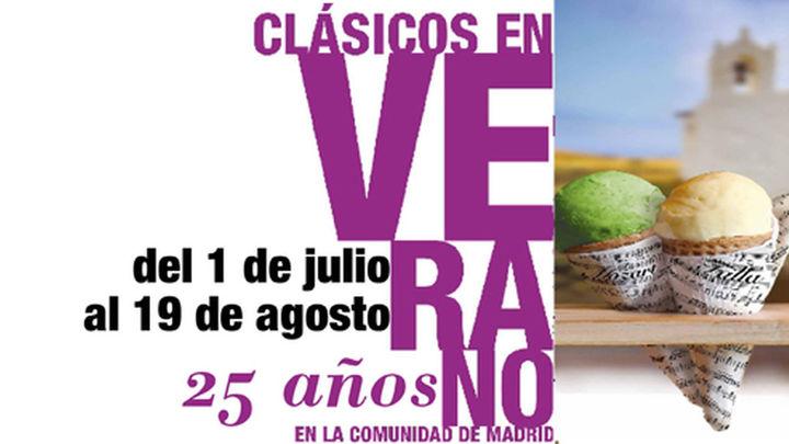 Última semana del festival 'Clásicos en Verano' de música de cámara en entornos históricos