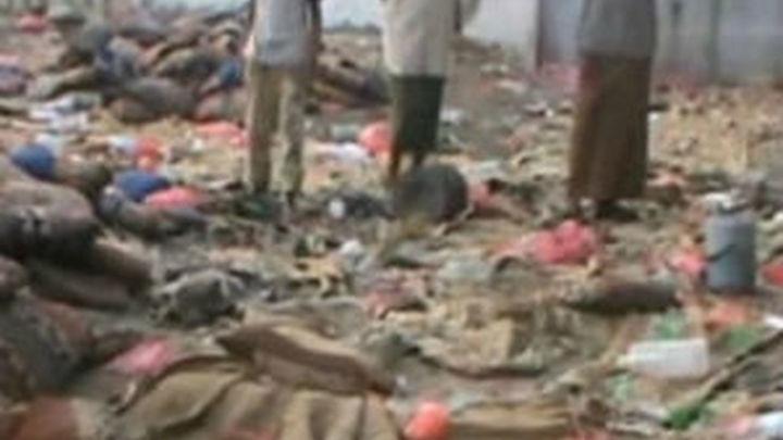 Tres muertos y 18 heridos en ataque con bomba ante una mezquita en Pakistán