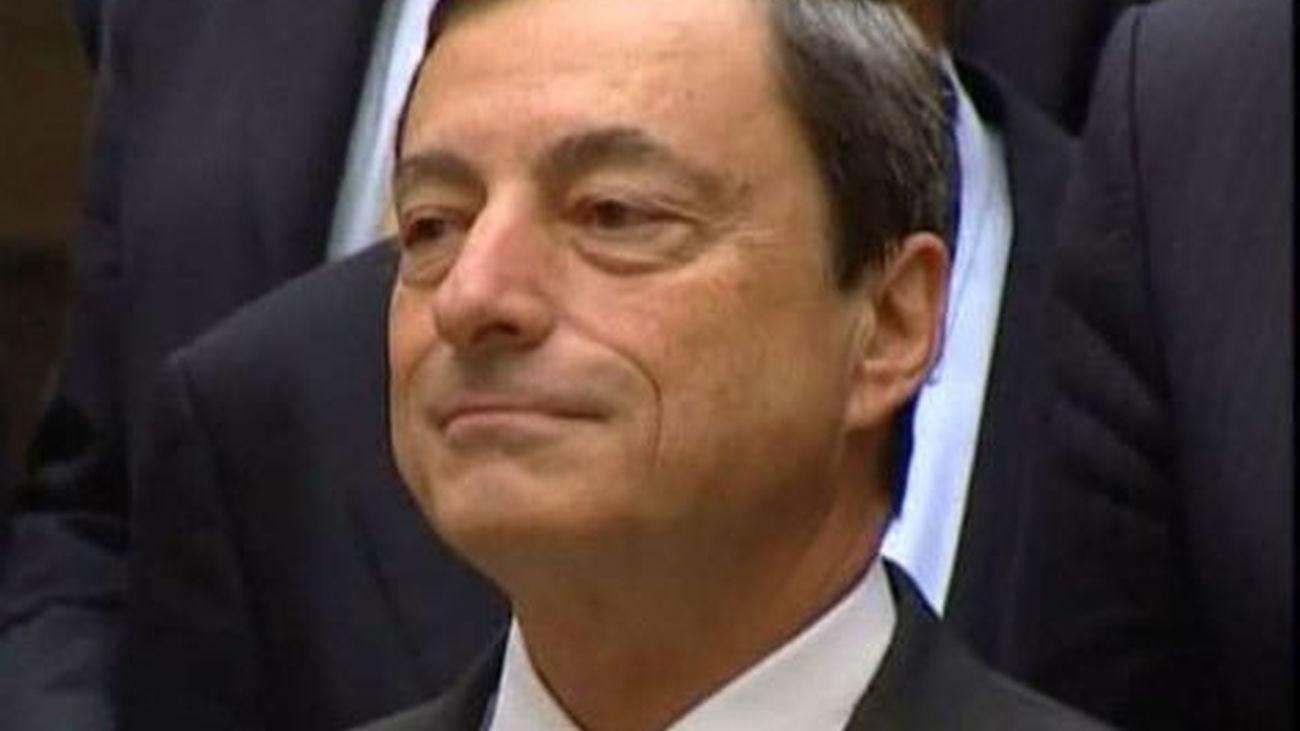 EL BCE prevé una mayor contracción económica en la zona del euro en 2012