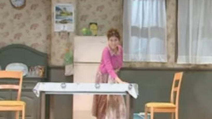 """""""Shirley Valentine"""" interpretada por Verónica Forqué en el Teatro Maravillas"""