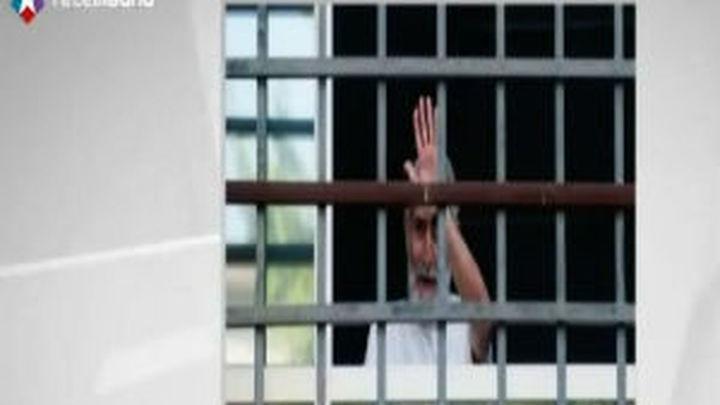Arnaldo Otegi se suma a la huelga de hambre por Uribetxebarria
