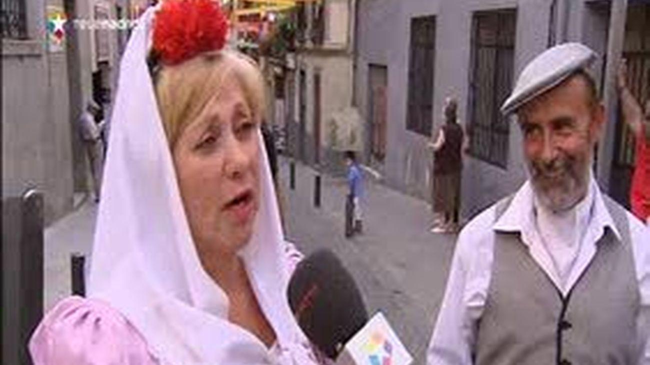 San Lorenzo se despide de los madrileños para dar paso a las fiestas de la Paloma