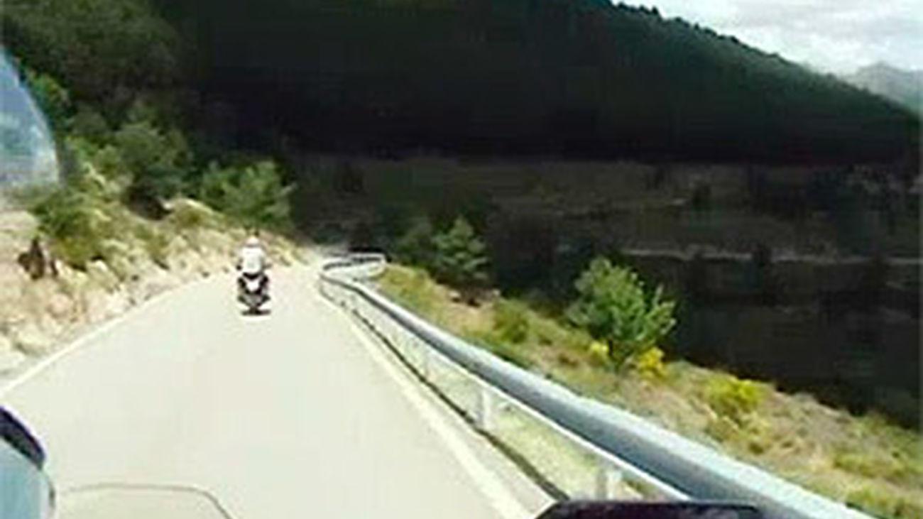 Madrid en moto: La Sierra del Rincón