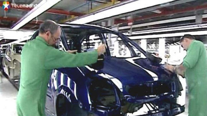 La producción industrial vuelve a tasas positivas tras aumentar un 3,5% en septiembre
