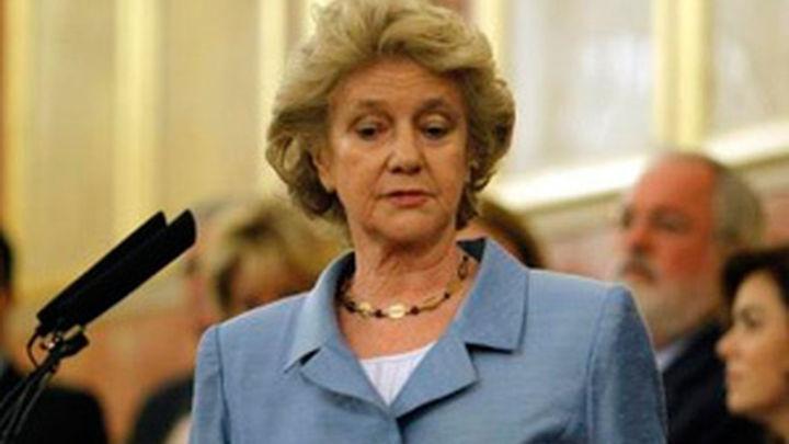 Soledad Becerril: 'Lo de Sánchez Gordillo es robo con violencia hacia mujeres'