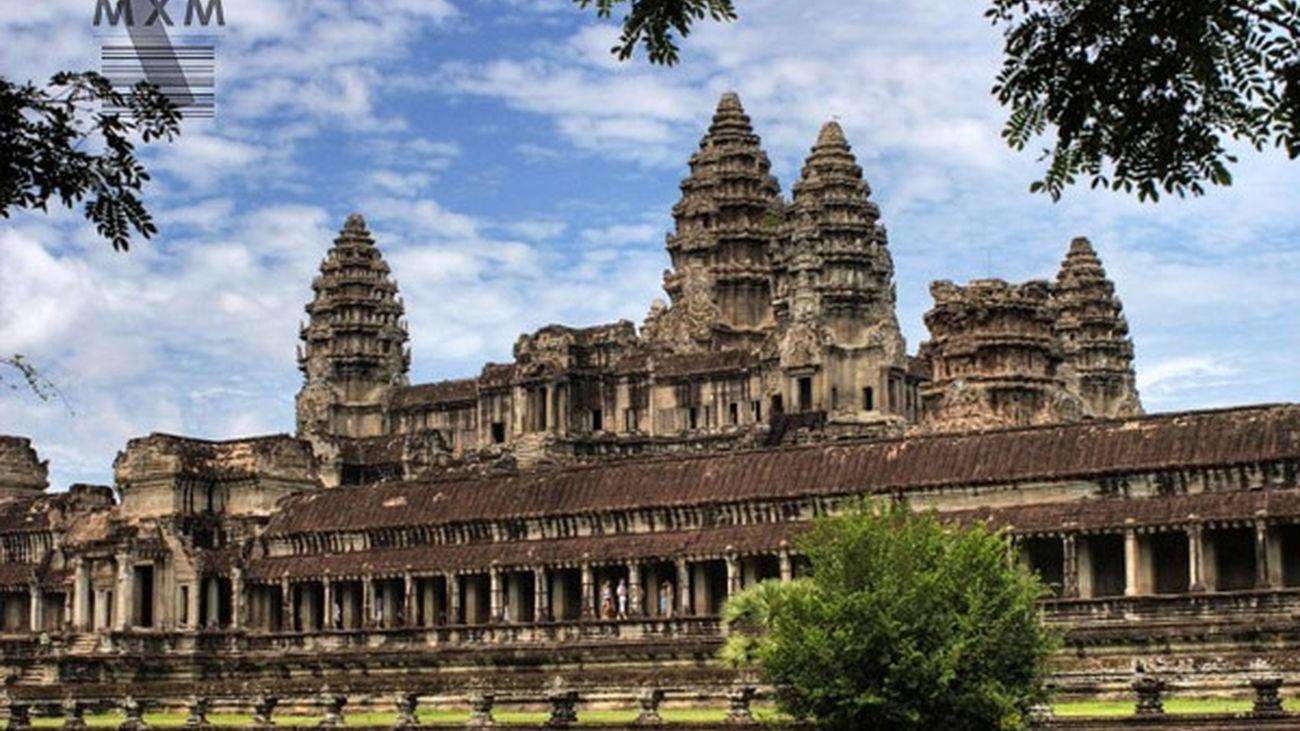 Camboya, ascendiendo al reino de los dioses en Angkor