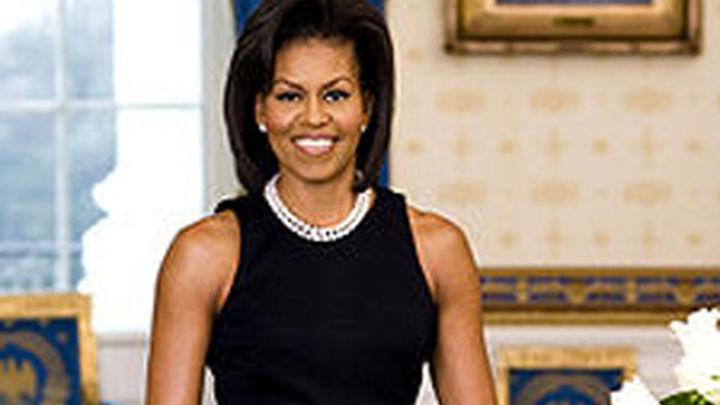 """Michelle Obama celebra una """"cena de Estado"""" con medio centenar de niños"""