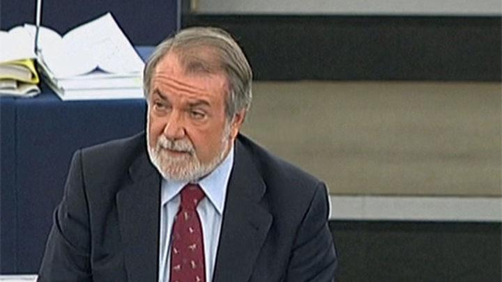 """Mayor Oreja insiste en que la libertad de Bolinaga es una """"decisión  política"""""""