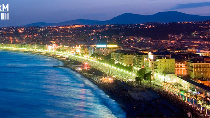 Niza, la capital de la Costa Azul