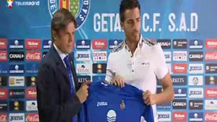 """Xavi Torres: """"Estoy donde quería, en el Getafe puedo seguir creciendo"""""""