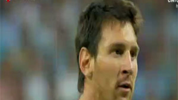 Messi llega a la Supercopa con una sequía sorprendente ante el Real Madrid