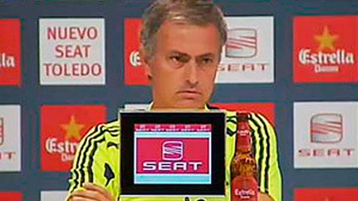 """Mourinho: """"Escogería perder la Supercopa y ganar la Liga"""""""
