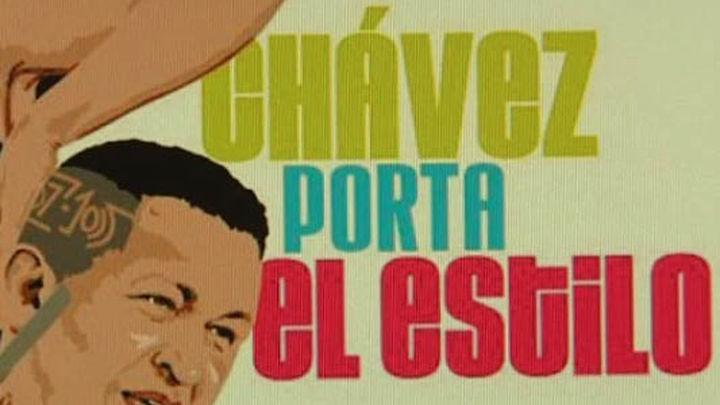 Chávez, rapero, motero o jugador de baloncesto en busca del voto joven