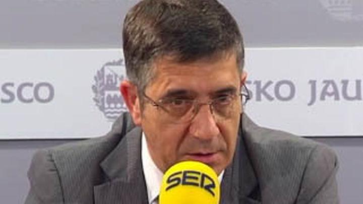 """El PP, """"muy preocupado""""  si en Euskadi  el PNV y Bildu """"hacen un frente"""""""