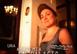 Mi cámara y yo: 'Una academia en Palacio'