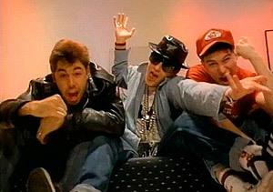 El grupo neoyorquino Beastie Boys