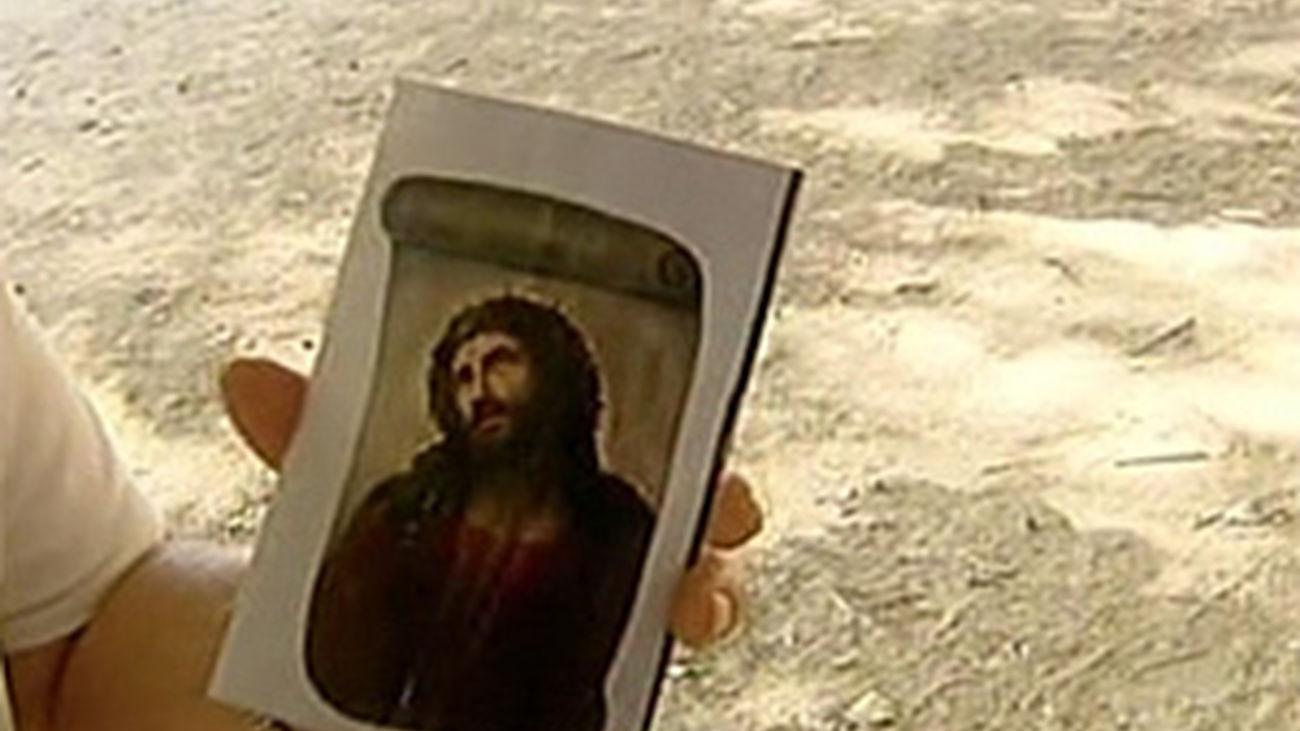 Un equipo de restauradores profesionales viaja este lunes a Borja para analizar el 'Ecce Homo'