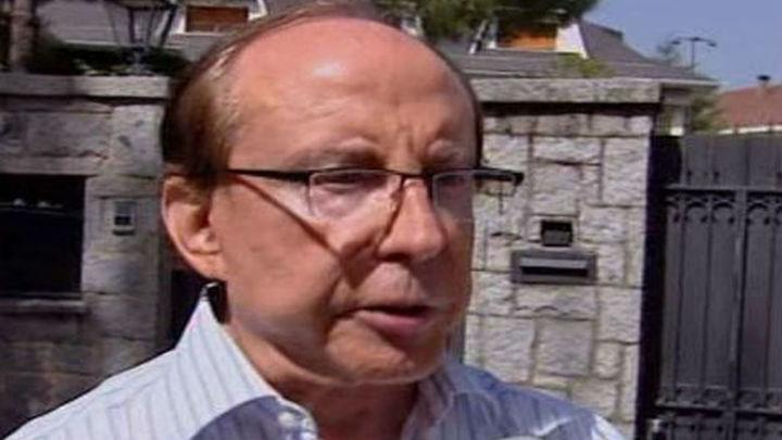 La Policía detiene a José María Ruiz-Mateos en su domicilio de Somosaguas
