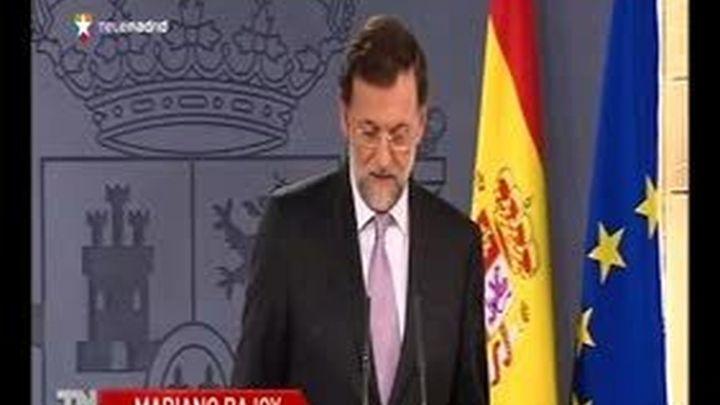 Rajoy asegura que España aún no ha decidido si pedirá el rescate