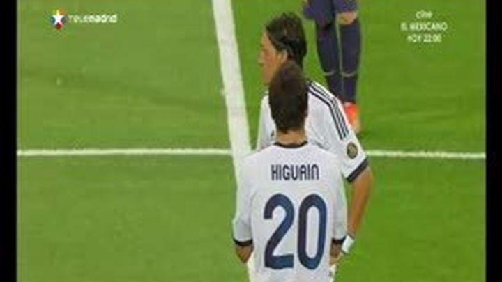 Al Real Madrid le bastó media hora para conseguir la Supercopa