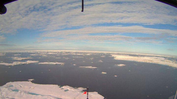 La próxima expedición al Ártico, clave para saber cuánto subirán los océanos