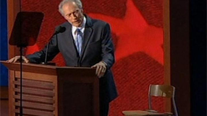 Clint Eastwood se separa de su mujer, Dina Ruiz