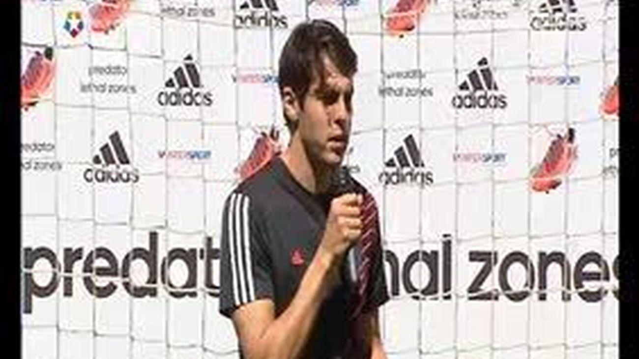 """Kaká: """"Cristiano sabe que tiene todo el apoyo del vestuario"""""""
