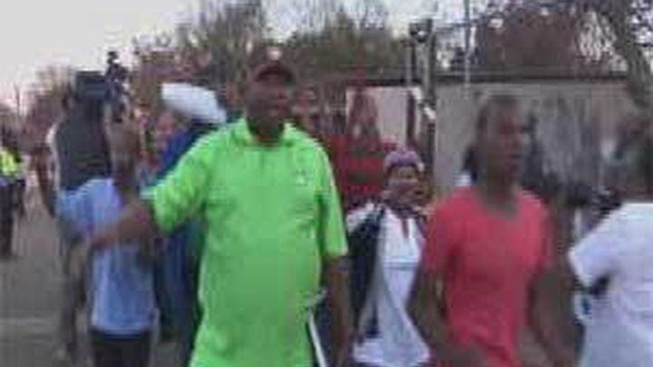 Sudáfrica libera a 162 mineros detenidos tras la masacre policial de Marikana