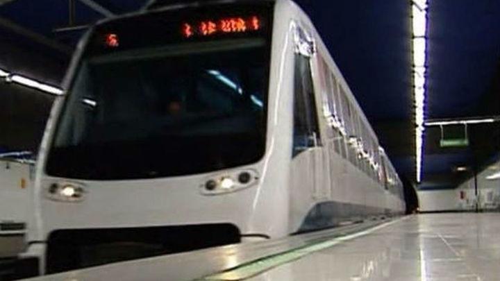 La Comunidad reclama 7,7 millones a las empresas que hicieron obras en Metrosur en 2012